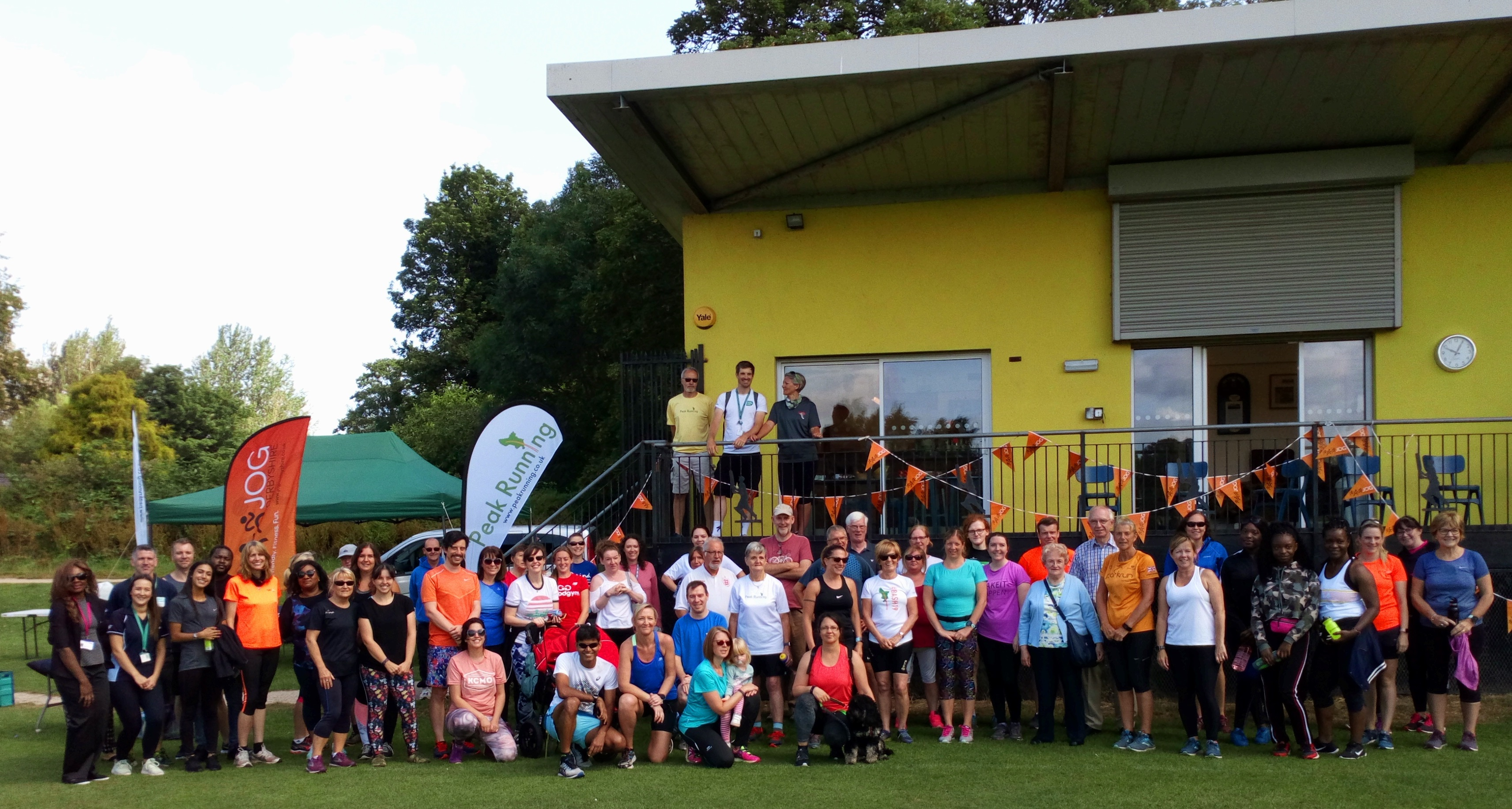 #Runwalktalk showcases benefits of exercise and conversation