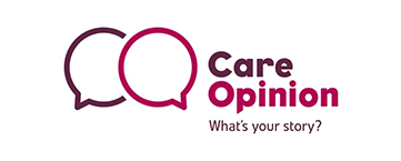 Care Opinion - What's Your Story? logo